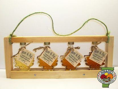 Maple Syrup Wooden Gift Frame