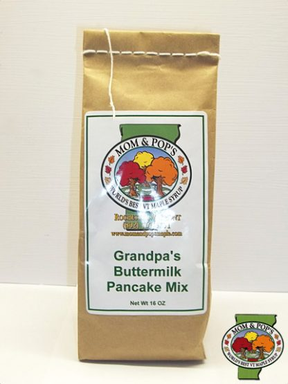 Grandpa's Buttermilk Pancake Mix