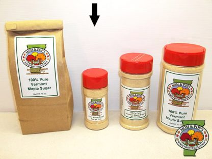 Maple Sugar, 3-oz. Shaker