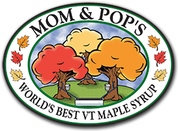 Mom and Pop's World's Best Vermont Maple Syrup